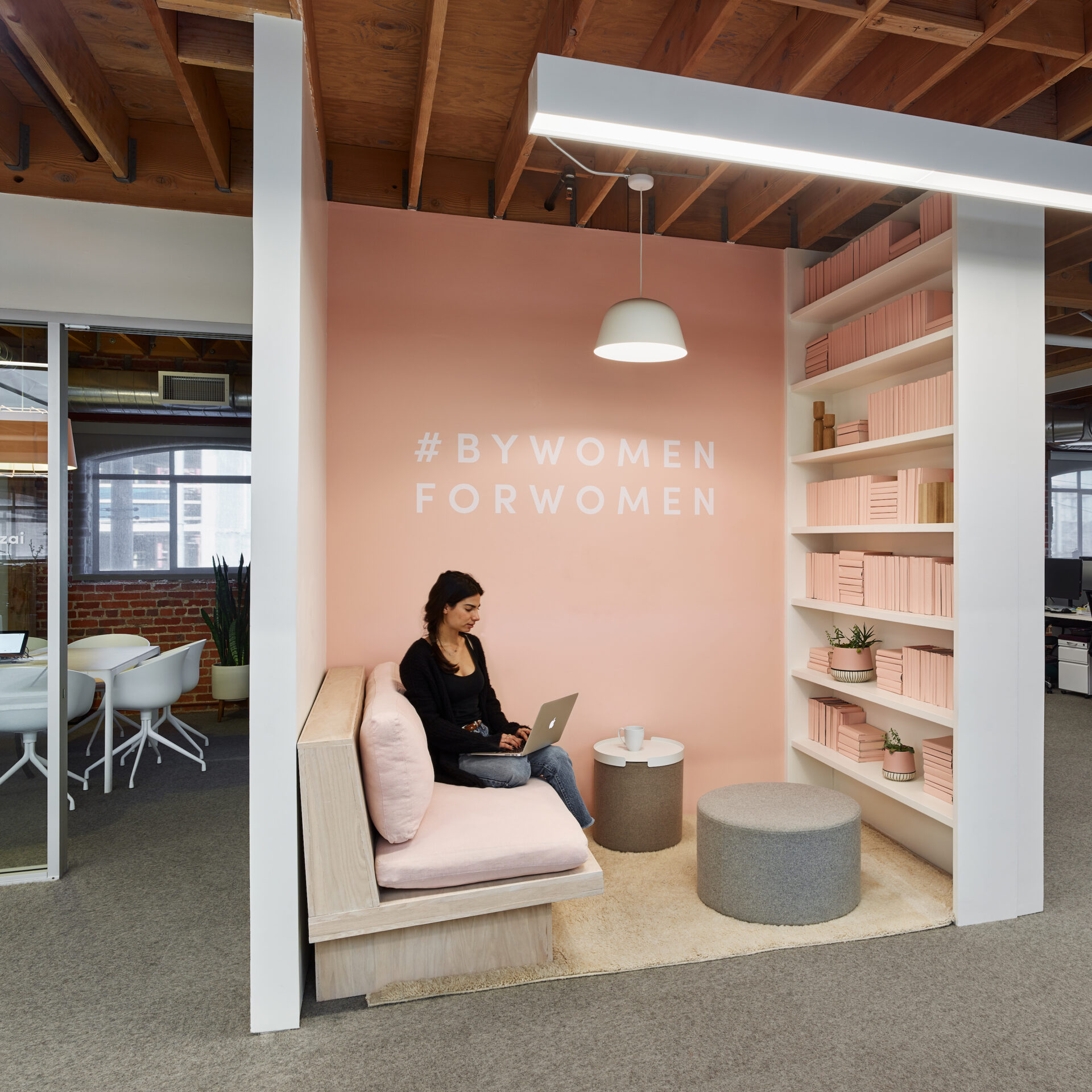 Inside ThirdLove's San Francisco Office: A Design that Elevates Women