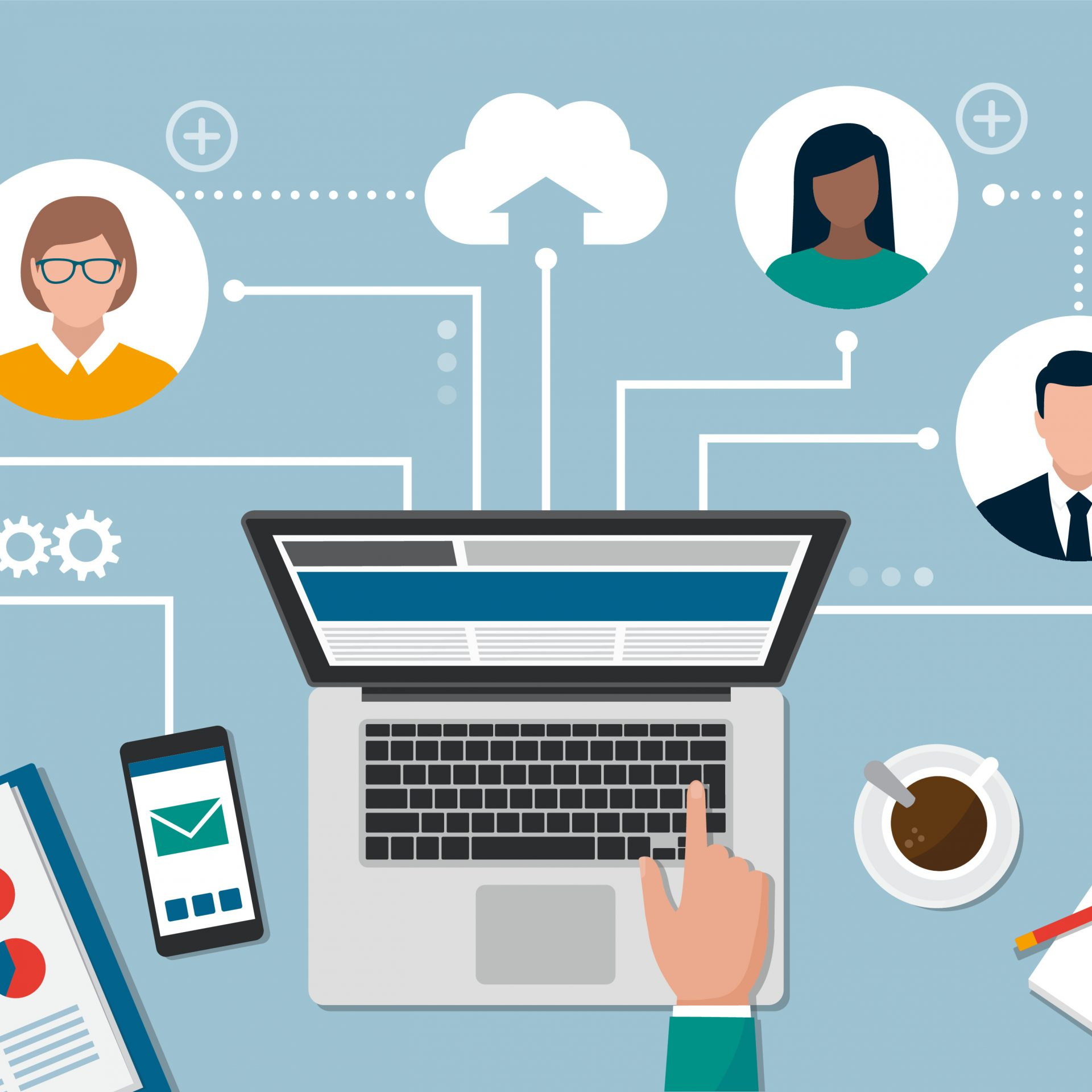 Will Apps and Portals Someday Control Your In-Office Experience?